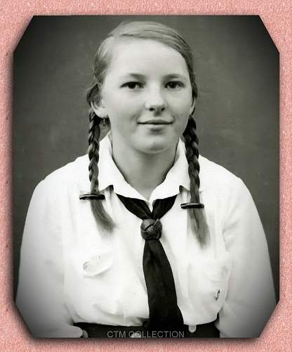 Bdm/hitler youth photo