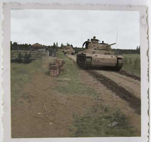 Colorized Photos by Avenger