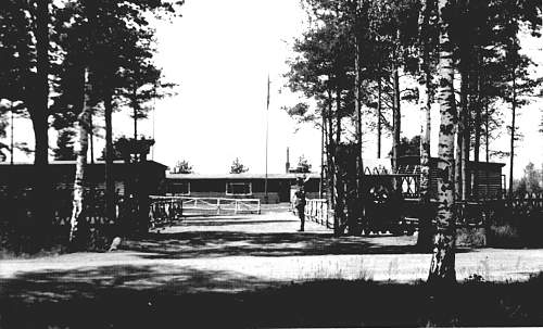 Click image for larger version.  Name:Arbeitsdienstlager Negenborn Eingang 1935 001.jpg Views:36 Size:172.5 KB ID:770997
