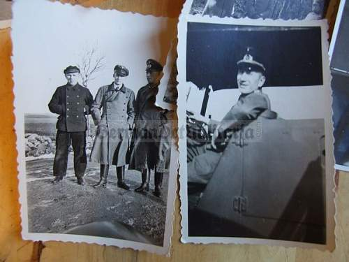 Large Lot of German Photos - Legit?