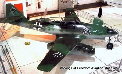 Picked this up about 8 years ago. ME262 B Photo