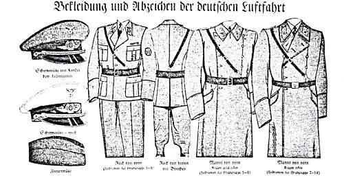 Unusual Visor & Uniform-NSFK??