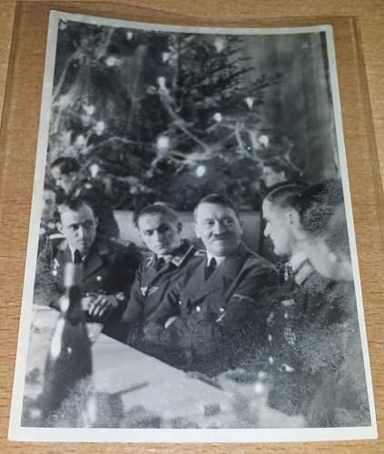 Photographs of A. Hitler