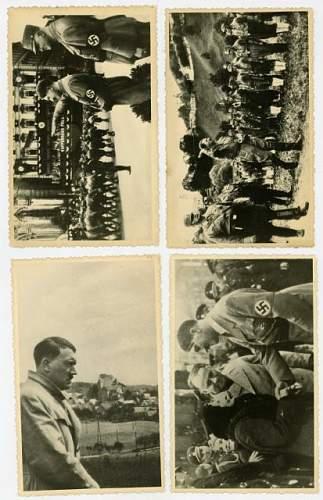 authentic Hitler photos?