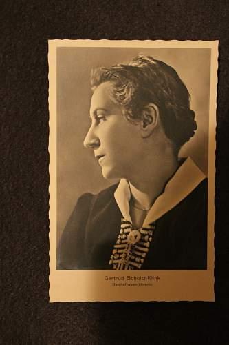 original Gertrud Scholtz-Klink photo?