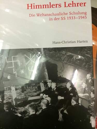 Nazi glass slides/photos