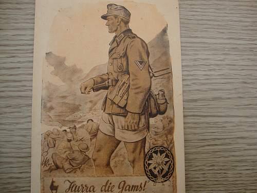 GJ Postcard