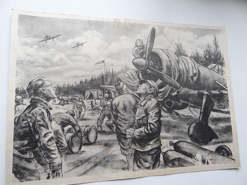 Old ww2 german pictures.