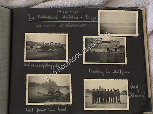 Jersey occupation album