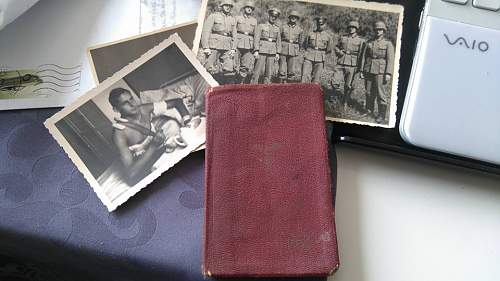1942 Diary of a Wehrmacht Soldier in Russia