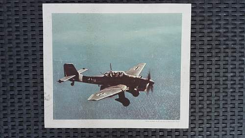 Junkers Ju87 and Junkers Ju52 photographs