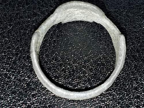 Can anyone confirm if these two rings are genuine? Perhaps more closely identify the age?