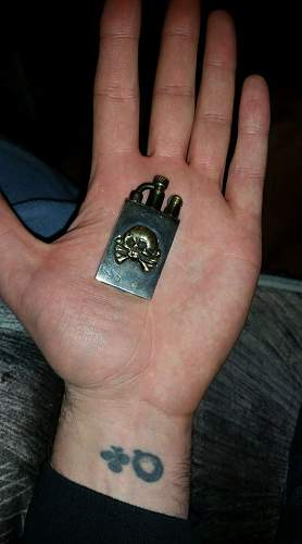 looking for any information on this lighter