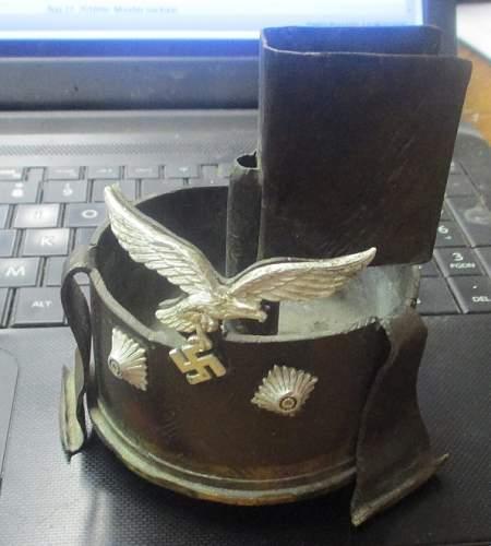 Luftwaffe ashtray