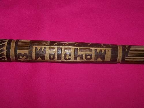 Wolhow sticks