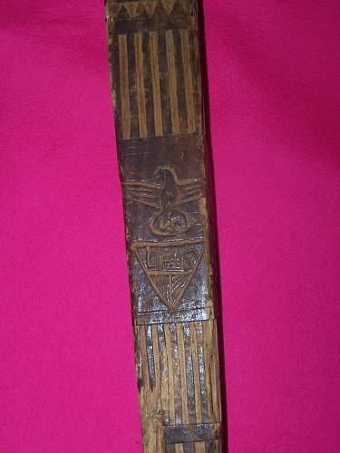 Wolhow sticks