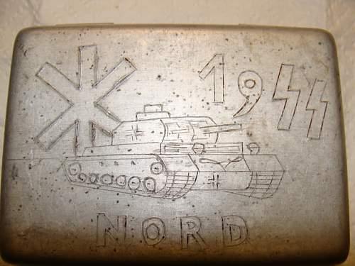 """Nord"" tin box"