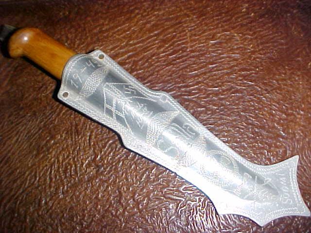 Finnish Skinning Knife