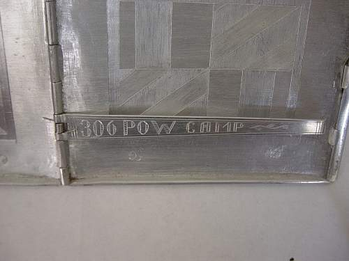 Click image for larger version.  Name:ATS Cigarette case made by a POW in 306 POW camp Egypt. 004.jpg Views:739 Size:245.3 KB ID:28360
