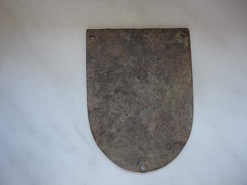 """""""Wolfsangel-shield""""  groundfind"""