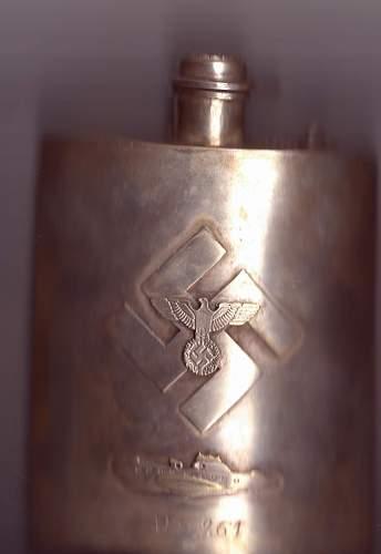 U-261 Hipflask
