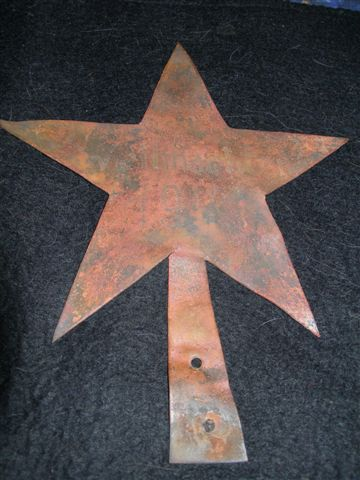 Christmas Stars from the Eastern Front