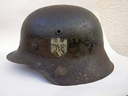 M42 Helmet wanted