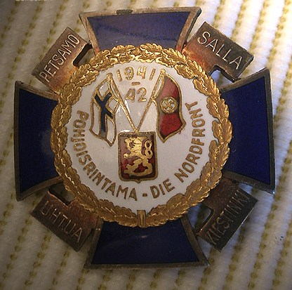 Wanted: Original WW2 Finnish Nord Front medal