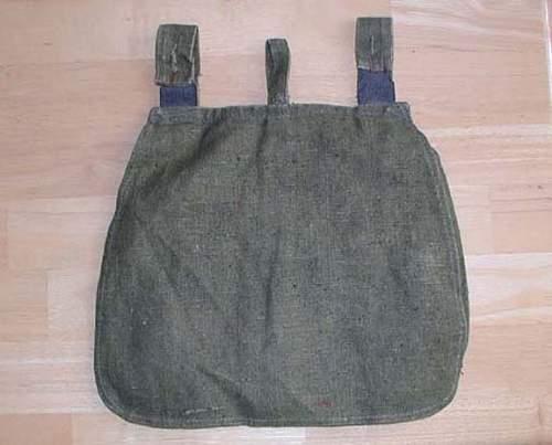 Wanted To Buy Late War Breadbag