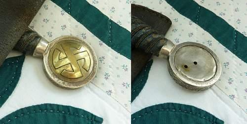 Need emblem for Luft sword