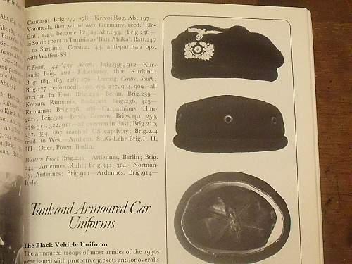 Panzer beret inner crash helmet wanted