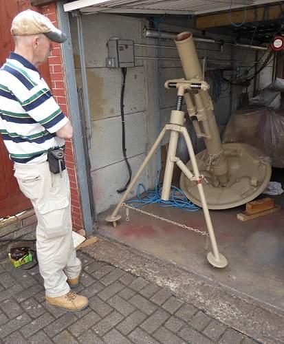 12cm Gr.W 378(r) Russisch Mortar