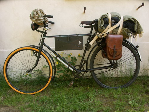 Wehrmacht Bicycle Parts