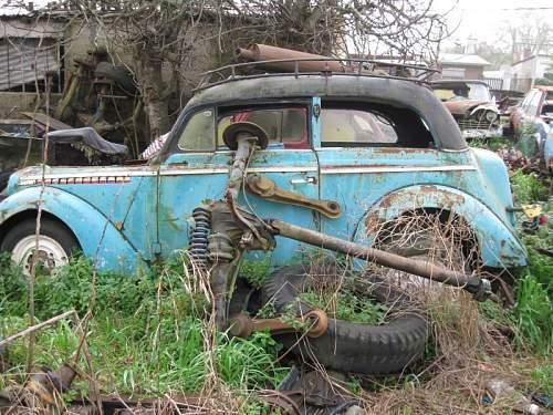 Opel olypia in uruguay