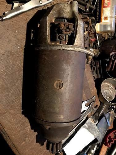 Bosch starter motor - which vehicle?