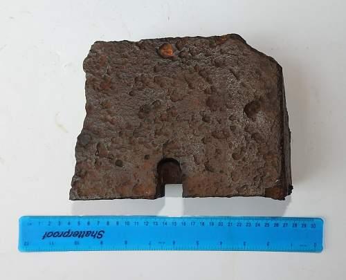 Breech block section