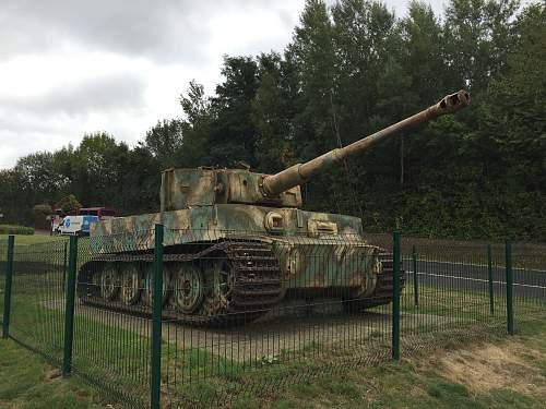 Tigre in Vimoutiers