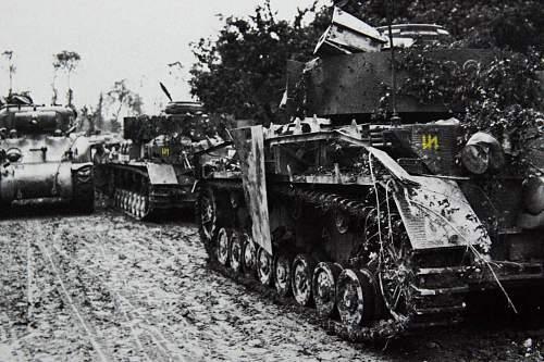 panzer IV H Das Reich Normandy 44