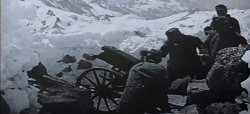 What type of artilllery/cannon is this?