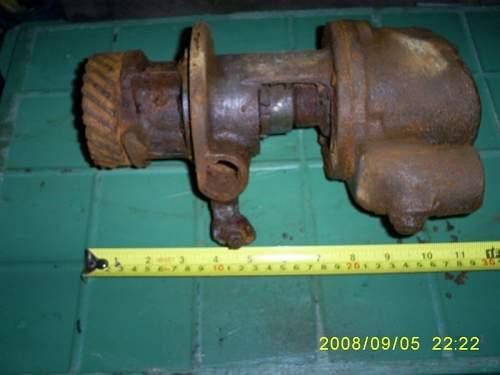 Need rekognised water pump