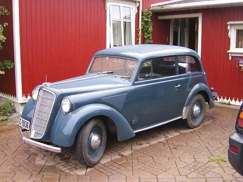Opel Staffcar