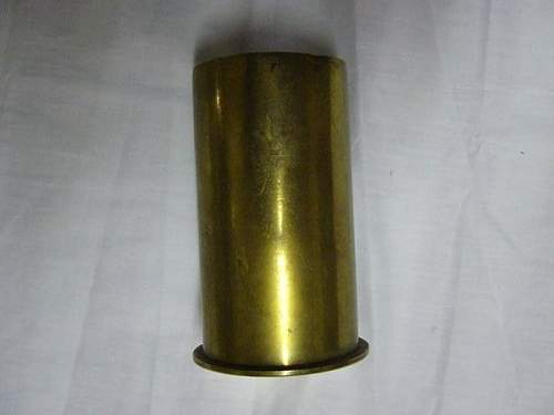 1909 Shell case