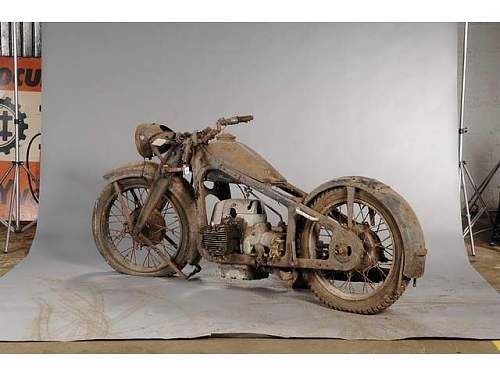 More German Bike's.A.Rodeoux collection.