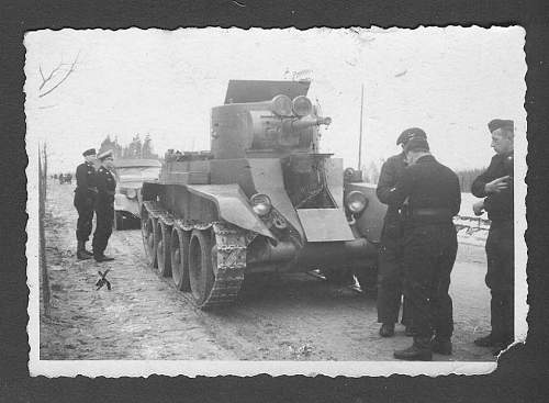What kind of Tank was this?