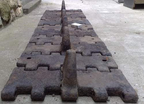 My Panzer Track Link