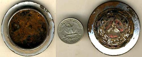 Mercedes Horn button.Stalingrad.