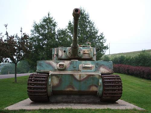Useful website on the Tiger tank