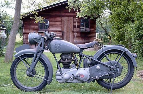 WH NSU 250 for sale