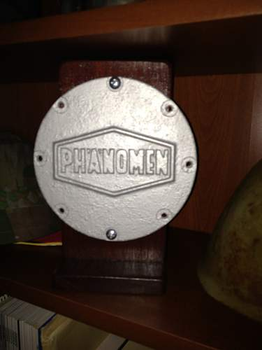 Phaenomen Engine Cover