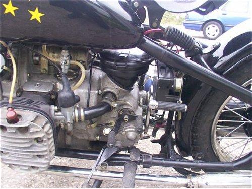 BMW R75 Chang Jiang Repros